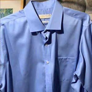 Michael Kors no iron dress shirt. 17 1/2 34/35